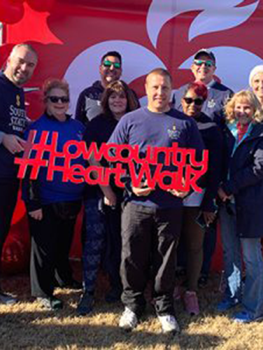 Thumbnail for Charleston Banker Shares Heart-felt Connection to American Heart Association