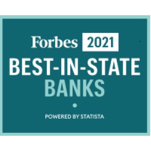 Icon for Forbes Best Banks