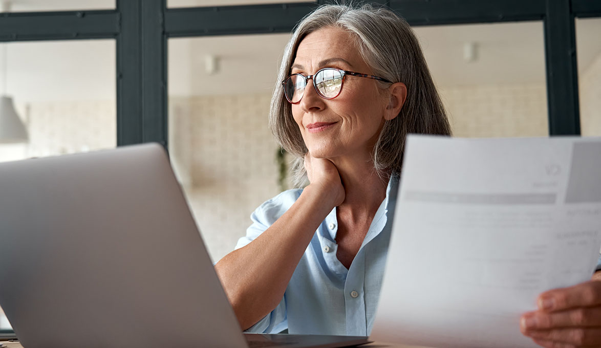 learning to save more to retire comfortably