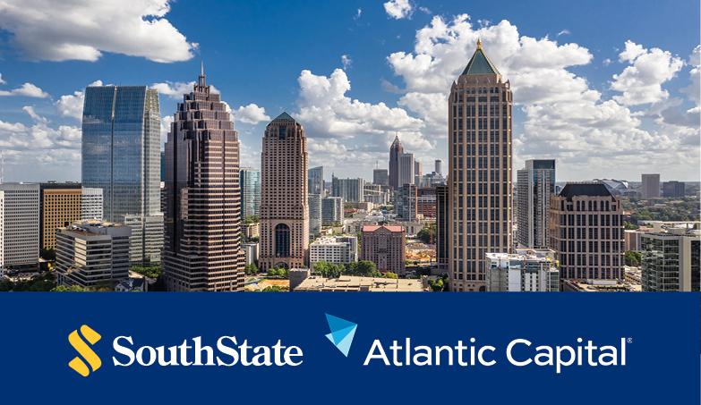 SouthState Bank & Atlantic Capital Bank