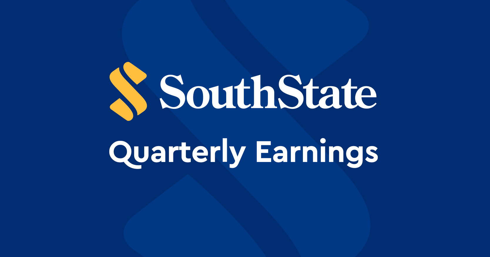 SouthState Quarterly Earnings